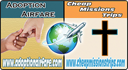 Cheap Missions Trips Logo